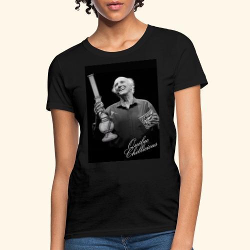 Pis y é tu bon ton café Gilles Vignehaut - Women's T-Shirt