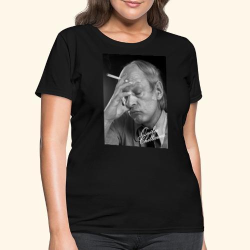 Québec Chillicious René Litvesques - Women's T-Shirt