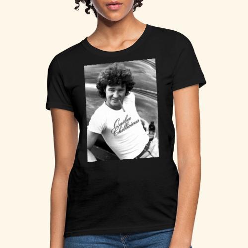 Québec Chillicious Robert Charlebois pis champlain - Women's T-Shirt