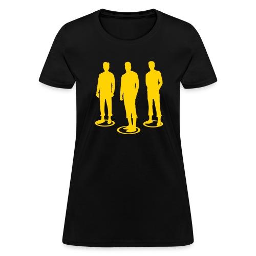Pathos Ethos Logos 2of2 - Women's T-Shirt