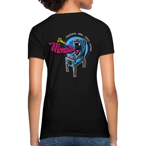H2H Drain Monster Collection - Women's T-Shirt