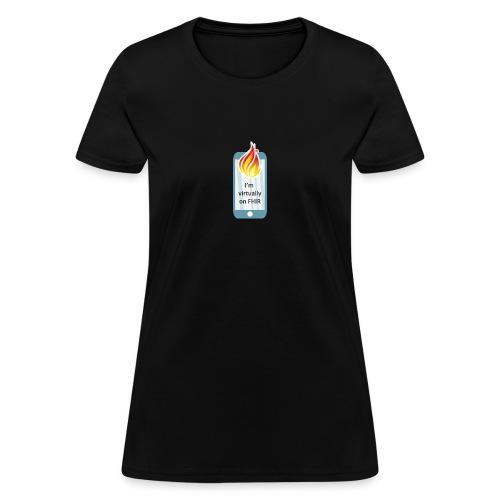 HL7 FHIR DevDays 2020 - Mobile - Women's T-Shirt