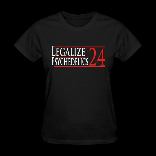 Legalize Psychedelics - Women's T-Shirt