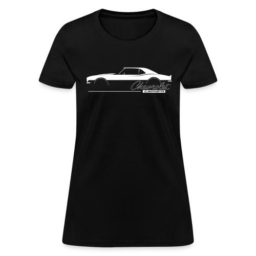 60s camaro - Women's T-Shirt