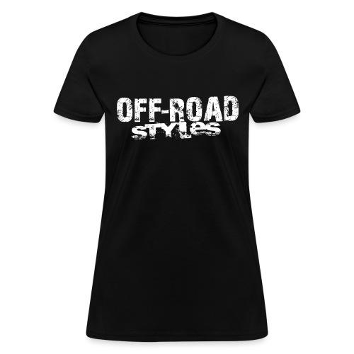 Follow With Caution ATV T-Shirts - Women's T-Shirt