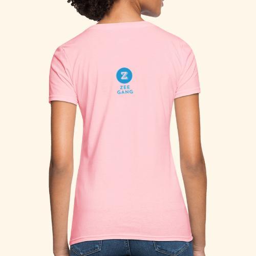 ZEE GANG - Women's T-Shirt