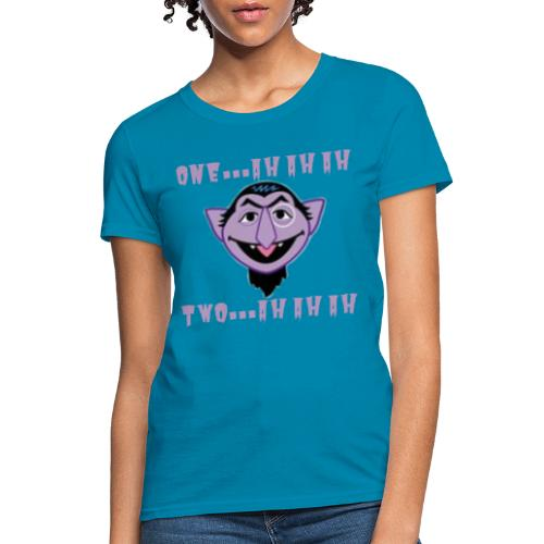 Count Two Count - Women's T-Shirt