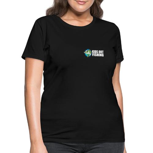 MoreTackleboxesLessXboxes - Women's T-Shirt