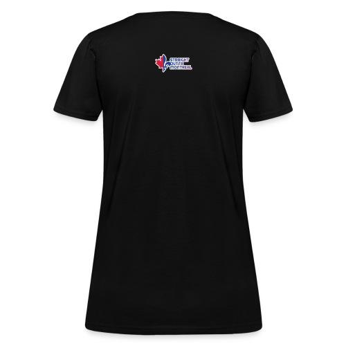 straightouttamontreal - Women's T-Shirt
