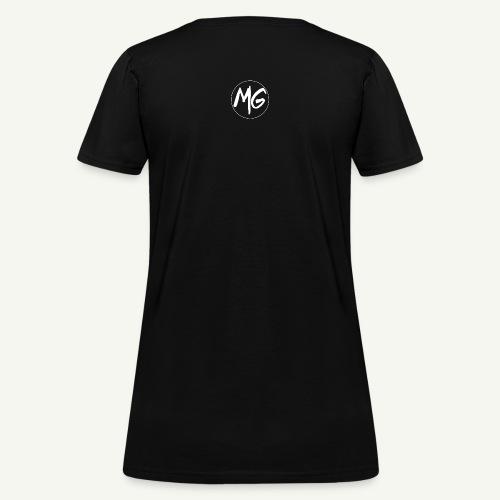 Malakye Grind Rock'n'Roll is Black Series LOGO - Women's T-Shirt