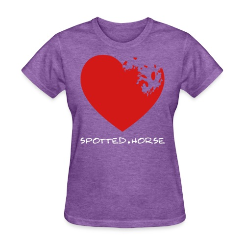 Appaloosa Heart - Women's T-Shirt