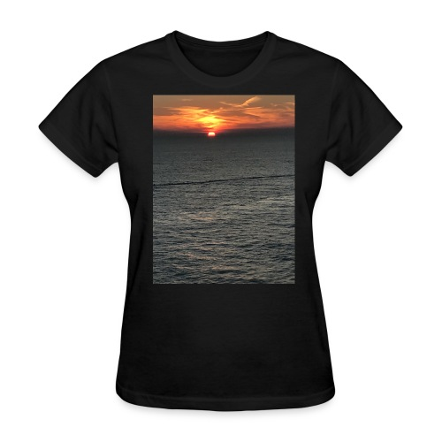 Cozumel Sunset - Women's T-Shirt