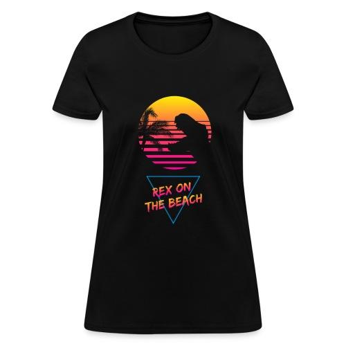 Rex On The Beach - Women's T-Shirt
