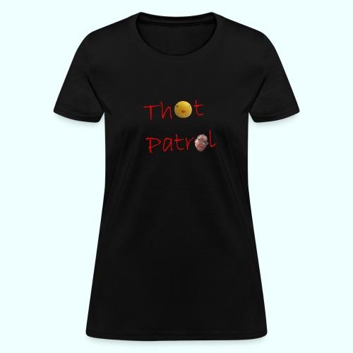 Thot Patrol - Women's T-Shirt