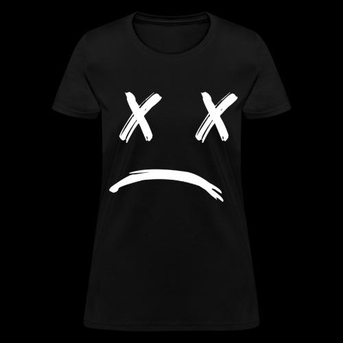 SADGang (White) - Women's T-Shirt