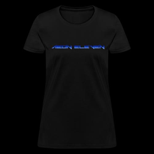 AEON ELEVEN logo - Women's T-Shirt
