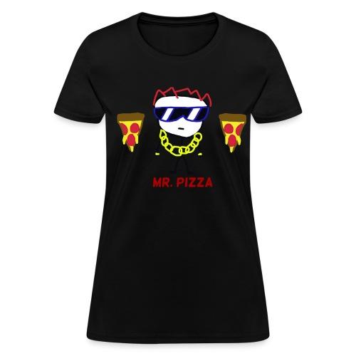 Sunglasses Stick Man - Women's T-Shirt