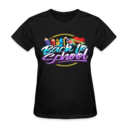 Back To School Shirt Limited - Women's T-Shirt