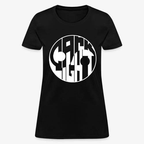 Dark/Light Yin Yang - Women's T-Shirt