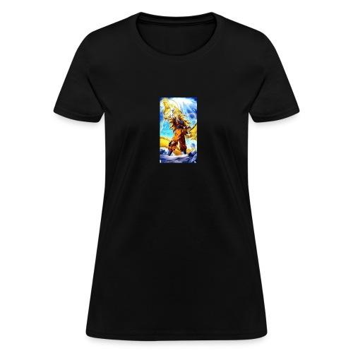 6C0602FC 96B8 4A1E B3C0 14FA07182BC8 - Women's T-Shirt