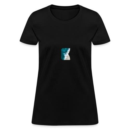 kerrtrvs logo - Women's T-Shirt