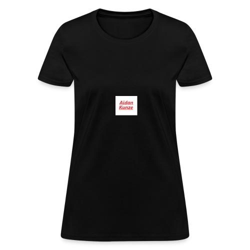 AidanKunzeMerch - Women's T-Shirt