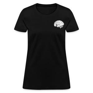 My Brain Can't Breathe - Women's T-Shirt