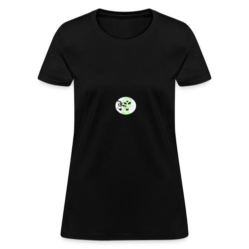 BASJAM Spaced Out - Women's T-Shirt