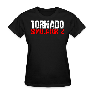 Tornado Simulator 2 T-Shirt - Women's T-Shirt