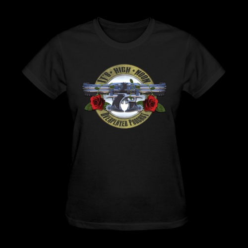 Overplayed - It's High Noon - Women's T-Shirt