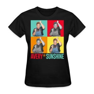 Hollywood Squares - Women's T-Shirt