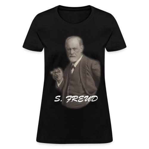 Sigmund Freud - Women's T-Shirt