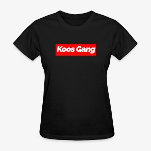Koos Gang - Women's T-Shirt