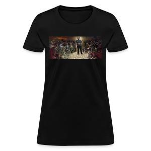 The God Shimal - Women's T-Shirt