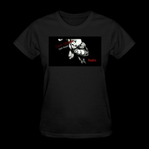 Dark Shade Radio Episodes - Women's T-Shirt