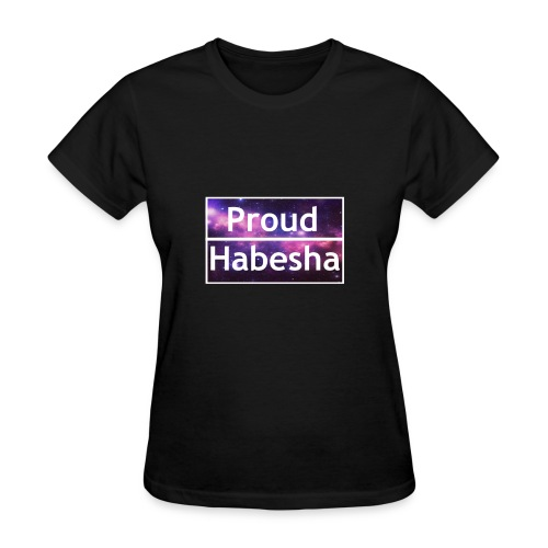 Proud Habesha - Women's T-Shirt