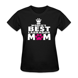 world best mom - Women's T-Shirt