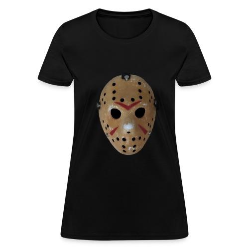Friday the 13th Jason's Mask - Women's T-Shirt