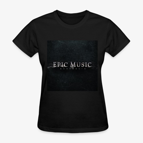 Epic Music Australia Logo - Women's T-Shirt