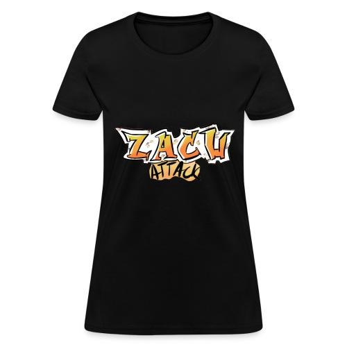 ZachAttack Classic (T-Shirt) - Women's T-Shirt