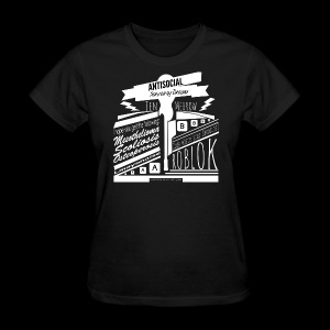 ANTISOCIAL SHIRT - Women's T-Shirt