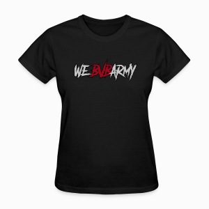 BLACK VEIL BRIDES ARMY - Women's T-Shirt