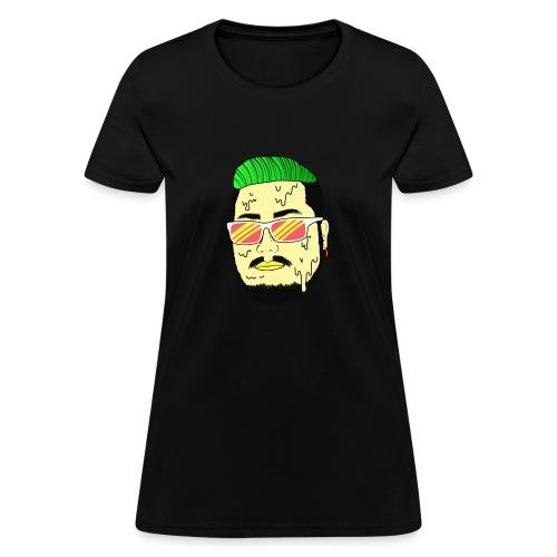 Monster Infested Face - Women's T-Shirt