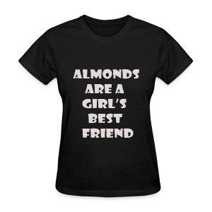 Almonds - Women's T-Shirt