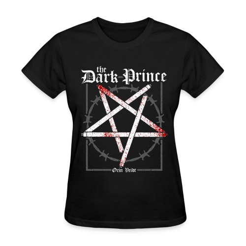 Orin Veidt The Dark Prince - Women's T-Shirt