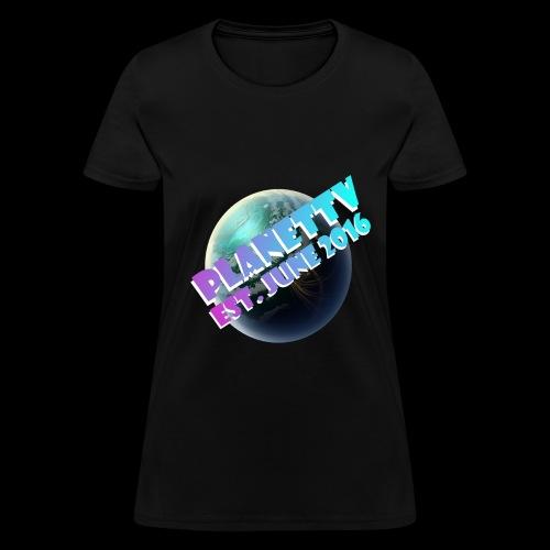 PlanetTV - Women's T-Shirt