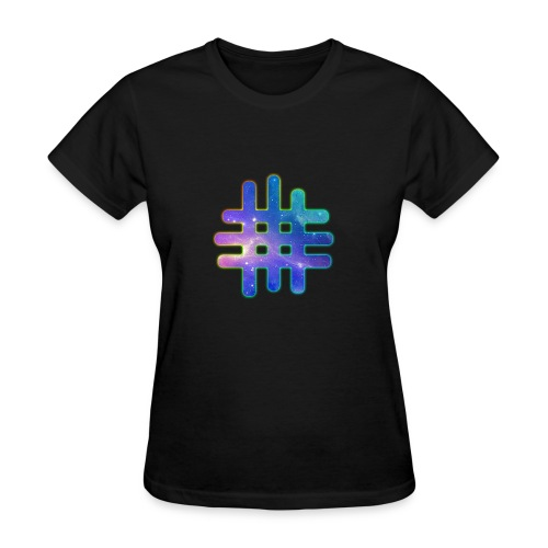 MWF GALAXY LOGO - Women's T-Shirt