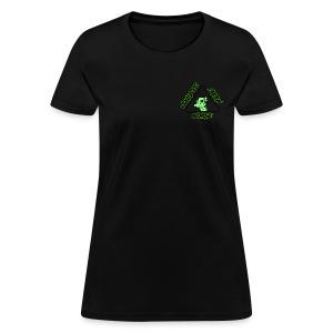ATOMIC DOG GLOW - Women's T-Shirt