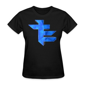 Simple LightningTE Logo - Women's T-Shirt