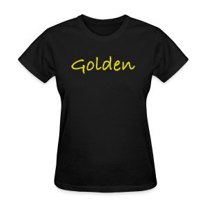 Golden Official - Women's T-Shirt